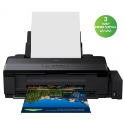 Epson FOTO L1800/ 5760 x 1440/ A3+/ CIS/ ITS/ 6 barev/ USB/ 3 roky záruka po registraci