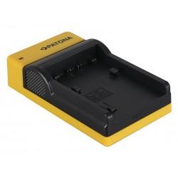 PATONA nabíječka pro digitální kameru Sony NP-FP50/NP-FH50/70 slim, USB