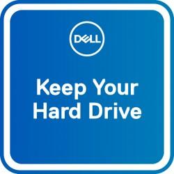 DELL záruka Keep your hard drive/ ponechání rekl. disku/ 3 roky/ do 1 měs. od nákupu/ OptiPlex 3060, 5060, 3070,(80)5070