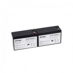 FUKAWA olověná baterie FWU113 do UPS APC/ náhrada za RBC113