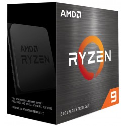 AMD Ryzen 9 5950X / Ryzen / LGA AM4 / max. 4,9GHz / 16C/32T / 64MB / 105W TPD / BOX bez chladiče