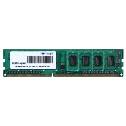 PATRIOT Signature 4GB DDR3 1600MHz / DIMM / CL11 / SL PC3-12800