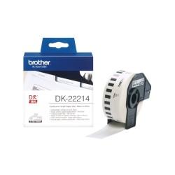BROTHER papírová role DK-22214/ QL/ 12mm x 30,48m