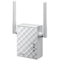 ASUS přístupový bod RP-N12 / 802.11b/g/n/ 2 x 2 dBi anténa / 1x LAN 10/100 / bílý