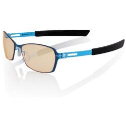 AROZZI herní brýle VISIONE VX-500/ modročerné obroučky/ jantarová skla