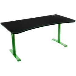 AROZZI herní stůl ARENA Gaming Desk/ černozelený