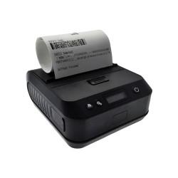 Cashino přenosná pokladní termotiskárna PTP-III, rychlost 50-80mm/s, až 80mm, USB, QR+Bar kódy, BT: Android, iOS