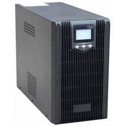 EUROCASE záložní zdroj EA620 2000VA / 2000VA / USB / RJ45 / LCD Displej / Pure sine way