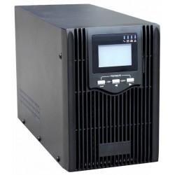 EUROCASE záložní zdroj EA610 1000VA / 1000VA / USB / RJ45 / LCD Displej / Pure sine way