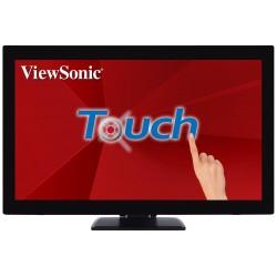 "ViewSonic TD2760/ 27""/ Touch/ VA/ 16:9/ 1920x1080/ 6ms/ 230cd/m2/ 1x DP/ 1x VGA/ 1x HDMI/ 3x USB/ 1x RS232/ Repro"