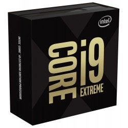 INTEL Core i9-10980XE Extreme / Cascade Lake / LGA2066 / max. 4,6GHz / 18C/36T / 24,75MB / 165W TDP / BOX bez chladiče