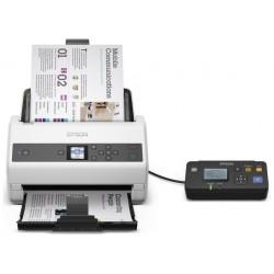 Epson skener WorkForce DS-870N/ Dokumentový A4/ 600dpi/ Síť