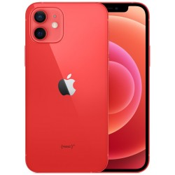 """Apple iPhone 12 64GB (PRODUCT)RED   6,1"""" OLED/ 5G/ LTE/ IP68/ iOS 14"""