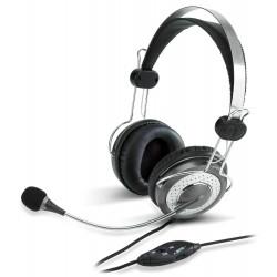 GENIUS headset - HS-04SU (sluchátka + mikrofon)