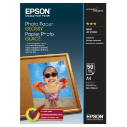 EPSON fotopapír C13S042539/ A4 / Glossy/ 50ks