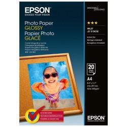 EPSON fotopapír C13S042538/ A4/ lesklý/ 20ks