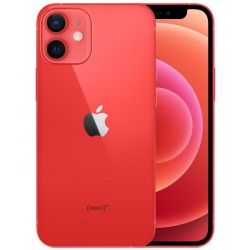 "Apple iPhone 12 mini 128GB (PRODUCT)RED   5,4"" OLED/ 5G/ LTE/ IP68/ iOS 14"