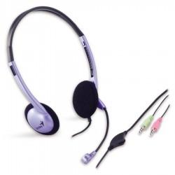 GENIUS headset - HS-02B (sluchátka + mikrofon)