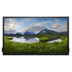 """DELL C8621QT Touch/ 86"""" LED/ 16:9/ 3840x2160/ 1200:1/ 8ms/ 4x HDMI/ DP/ USB-C/ 4x USB/ RJ-45/ RS232/ repro/3YNBD on-site"""