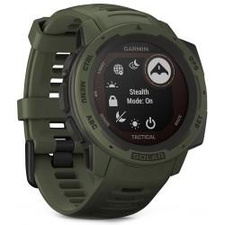 GARMIN GPS chytré hodinky Instinct Solar Tactical Green Optic