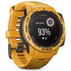 GARMIN GPS chytré hodinky Instinct Solar Yellow Optic