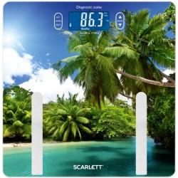 Scarlett Osobní váha diagnostická digitální, nosnost 180 kg.