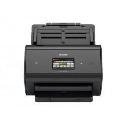 BROTHER profi stolní skener dokumentů ADS-3600W / A4 / Skener / 1200 x 1200 dpi / USB / RJ-45 / dotykový displej