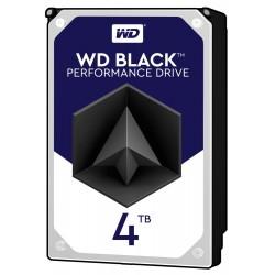"""WD HDD BLACK 4TB / WD4005FZBX / SATA 6Gb/s / Interní 3,5"""" / 7200rpm / 256MB"""