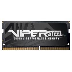 PATRIOT Viper Steel 32GB DDR4 2666MHz / SO-DIMM / CL18 / 1,2V /