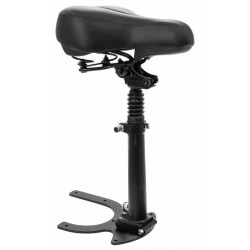 BLUETOUCH sedačka pro elektrokoloběžku BT500/ černá