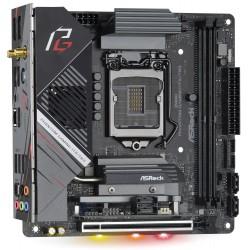 ASRock Z490 PHANTOM GAMING-ITX/TB3 / LGA1200 / Intel Z490 / 2x DDR4 DIMM / HDMI / DP / 2x M.2 / USB-C / Wi-Fi / Mini-ITX