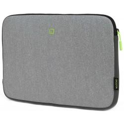 """DICOTA pouzdro pro notebook Skin FLOW / 13-14,1""""/ šedé/zelené"""