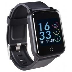 HAMA sportovní hodinky Fit Track 5900/ GPS/ barevný display/ pulz/ kalorie/ analýza spánku/ krokoměr/ černé