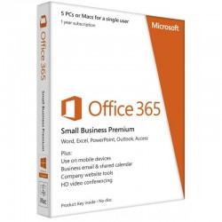 Microsoft 365 Business Standard (dříve Office 365 Business Premium) SNGL OLP NL Annual Qlfd (ne RDS)