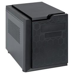 CHIEFTEC MiniT CI-01B-OP / 2x USB 3.0 / 1x USB 2.0 / bez zdroje/ černý