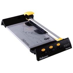 FELLOWES řezačka Electron/ formát A4/ délka řezu 320 mm/ 10 listů 80g papíru/ kovová základna