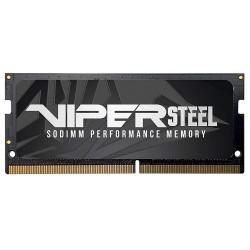 PATRIOT Viper Steel 8GB DDR4 2666MHz / SO-DIMM / CL18 / 1,2V /