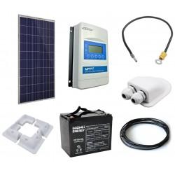 GWL/POWER OffGrid 300 solární nabíjení pro karavany, 285Wp, 85Ah