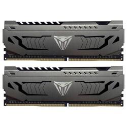 PATRIOT Viper Steel Series V4S 16GB DDR4 3600MHz / DIMM / CL18 / 1,35V / Heat Shield / KIT 2x 8GB
