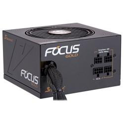 SEASONIC zdroj FOCUS Gold 750 / SSR-750FM / akt. PFC / 120mm / semi-modulární / 80+ Gold