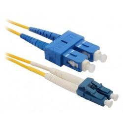 Solarix Patch kabel 9/125 SCupc/LCupc SM OS 20m duplex
