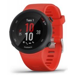 GARMIN GPS sportovní hodinky Forerunner 45 Optic červená