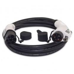 TRX Akyga Nabíjecí kabel pro elektromobily/ Type 1 J1772 Yazaki / Type 2 Mennekes/ 16A/ 3,8kW/ 5m