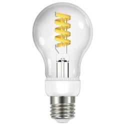 IMMAX NEO SMART LED filamentová žárovka E27, 5W teplá, studená bílá, stmívatelná, Zigbee 3.0
