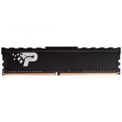 PATRIOT Signature 16GB DDR4 2666MHz / DIMM / CL19 / 1,2V / Heat Shield