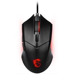 MSI herní myš CLUTCH GM08 Gaming/ 4.200 dpi/ 6 tlačítek/ USB