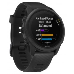 GARMIN GPS sportovní hodinky Forerunner 745 Music Black