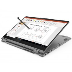 "Lenovo ThinkBook 14s Yoga ITL/ i7-1165G7/ 16GB DDR4/ 512GB SSD/ Intel Iris Xe G7/ 14"" FHD IPS/ W10P/ Šedý"