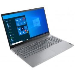 """Lenovo ThinkBook 15 G2 ITL/ i3-1115G4/ 8GB DDR4/ 256GB SSD/ Intel UHD Xe G4/ 15,6"""" FHD IPS/ W10H/ Šedý"""