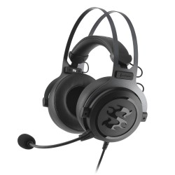 Sharkoon sluchátka Skiller SGH3, + USB externí zvuková karta